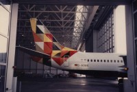 Entwurf für die Gestaltung eines Flugzeughecks, 1997